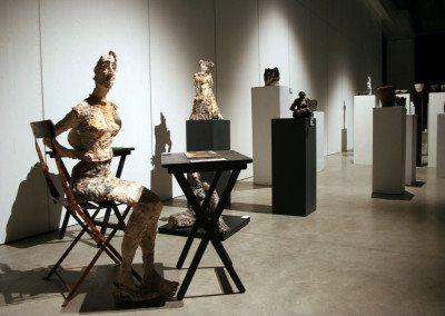 Biennale 2008 - Expo Art Contemporain Salle Polyvalente (17)