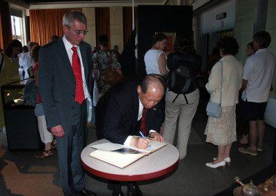 Biennale 2008 - Innauguration expo taiwan (30)