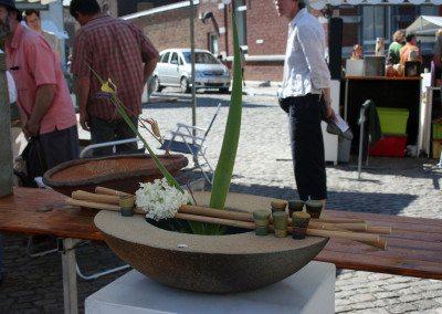 Biennale 2008 - Marché des potiers (3)
