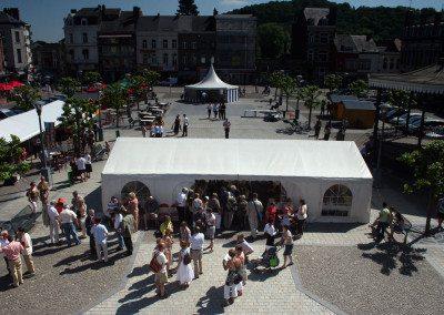 Biennale 2008 - Place des Tilleuls et Pavillion Taiwan (1)