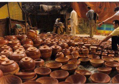 Biennale de la céramique 2004 - crédit Vincent Bolly (23)