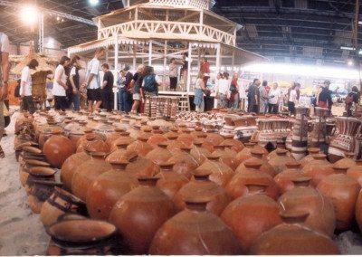 Biennale de la céramique 2004 - crédit Vincent Bolly (9)