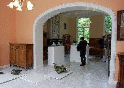 Biennale de la céramique 2006 - Marché des potiers - place du Chapitre (20)