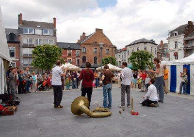 Biennale de la céramique 2006 - animations de rue (3)