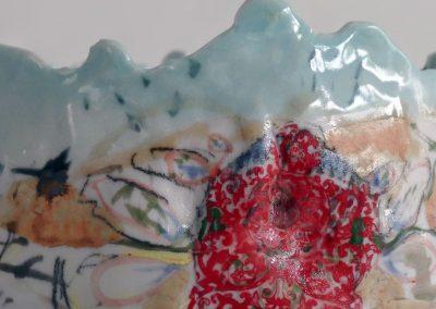Fabienne Withofs, Belgian ceramist guest